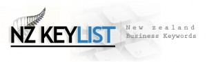 NZ Key List logo