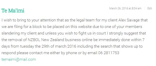 savage-legal-team